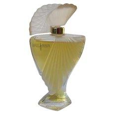 Vintage Perfume Bottle Daniel de Fasson Perfume 1.7 oz Paris France 1990