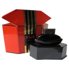 Boxed Mini Perfume Bottle ASJA by Fendi Eau de Parfum 1992