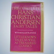 Hans Christian Andersend Fairy Tales 1981 Ex. Condition w/ Illustrations Hard Copy