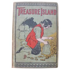 Treasure Island By Robert Louis Stevenson Undated Signed 1907