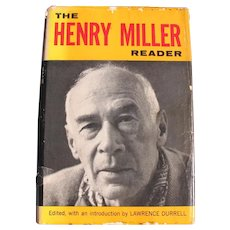 Book Henry Miller The Henry Miller Reader Good  Condition