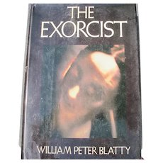 First Edition Book The Exorcist Very Good Condition