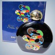 Perfume Bottle Niki de Saint Phalle Boxed Unused 4 OZ