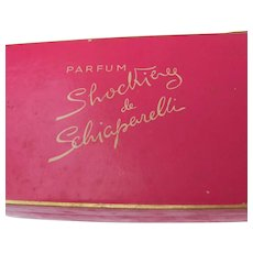 Perfume Box Only for Shocking Schiaparelli Hot Pink