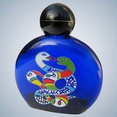 Perfume bottle by designer Jacqueline Cochran Small Niki de Saint Phalle