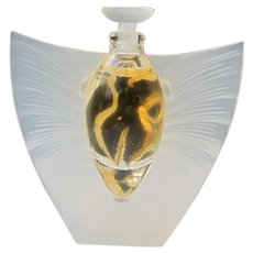Lalique Mini Perfume Bottle Slyphide from 2000 Limited Perfect