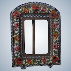 Micro Mosaic Tile Italian Photo Frame 1900
