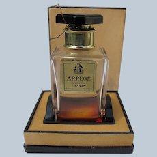 Arpege Lanvin Perfume Extract in Box
