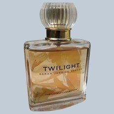 Boxed Perfume 1990's Twilight Sarah Jessica Parker Unused One FL. Oz. Parfum Spray