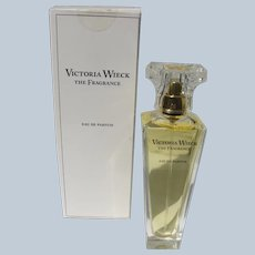 Boxed Perfume by Victoria Wieck Unused 1.7 FL. OZ. 1999 Rare Hard to Find