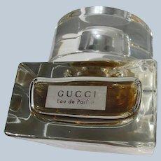 Gucci Boxed Perfume Bottle Factice Excellent Condition