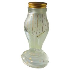 """Schiaparelli Perfume Bottle """"ZUT"""" 1952 Woman's Figural"""
