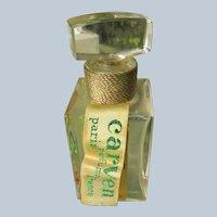 Boxed Perfume Bottle Carven