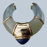 Boucheron Novelty Perfume Bottle Ring In Excellent Condition