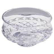 Vintage Waterford Comeragh Pattern Crystal Bowl