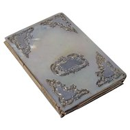 19th Century Ladies Evening Calling Card Case