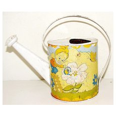 1950's Ohio Art Children's Watering Can