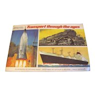 Album of Brooke Bond Tea Picture Cards, Transportation