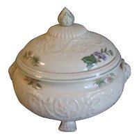 Vintage Wedgwood TAPESTRY Round Covered Vegetable
