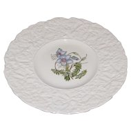 Lovely Floral Plate, Royal Cauldon, Woodstock, ROCK ROSE