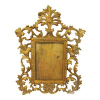 Lovely Ornate Table-Top Photograph Frame