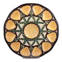 Divine Vintage French Saint Jean de Bretagne Oyster Platter