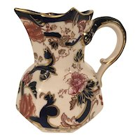 Masons Ironstone Hydra Jug Mandalay Pattern