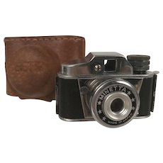 VIntage Minetta Spy Camera with Case