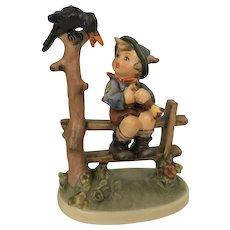 Vintage 1960 Hummel Figurine #342 Mischief Maker Goebel W. Germany
