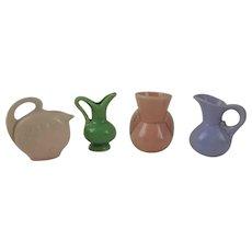 USA Pottery Salesman's Samples