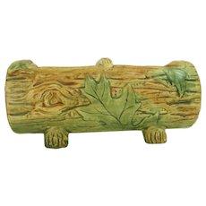 Weller Pottery Woodcraft  Planter
