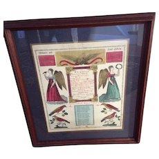 Pa Taufchiens  1859 Birth Certificate
