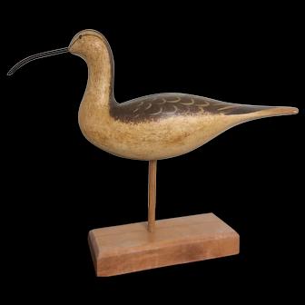 Vintage Shore Bird by Tom Ahern