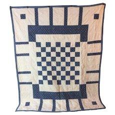 Vintage Game Board Quilt