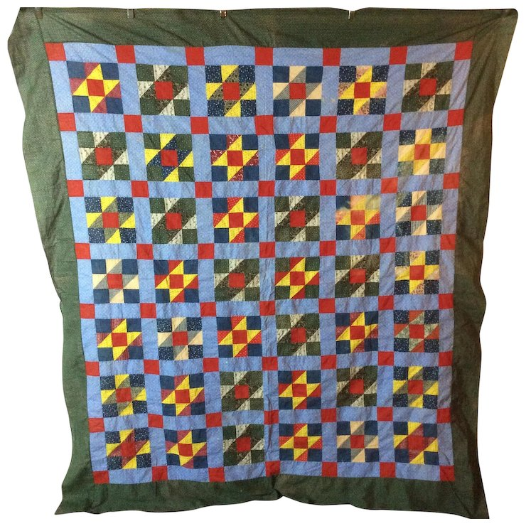 Quilt patch pa.