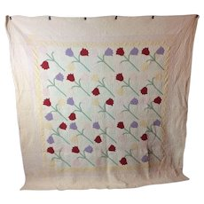 Antique Pa Quilt 1890s