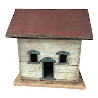 Folk Art / Primitive Pa made House