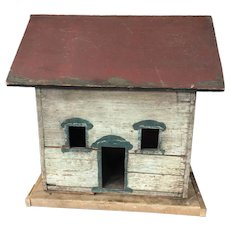 Folk Art / Primitive Pa made House