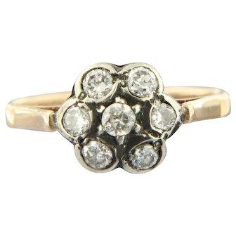 Old Dutch Diamond Ring, ca. 1900