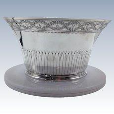 Sterling Winthrop Tiffany Bowl