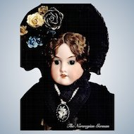 """Delightful Antique Armand Marseille Doll ~ 18"""" ~ Germany ~ 1800s"""