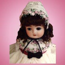 """Sweetest Antique Alphabet Kestner Doll ~ Letter """"D"""""""