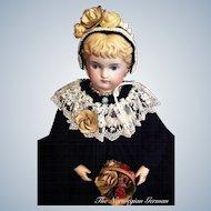 Gorgeous Antique Parian Doll
