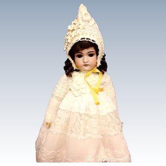"Mesmerizing Antique Heinrich Handwerk Doll ~ 18"" ~ Germany"