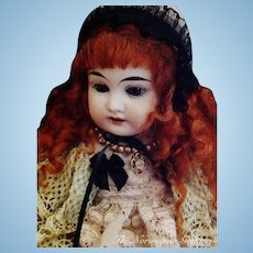 Darling Antique Bahr & Proschild Doll