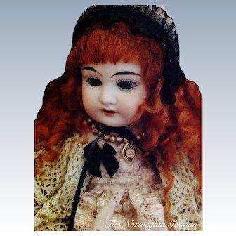 Darling Antique Bahr & Proschild Doll