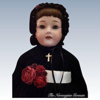 """Angelic Antique Gebrüder Ohlaver """"Revalo"""" Doll ~ 20"""""""