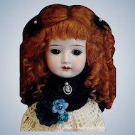 """Sweetest Little Antique Schoenau & Hoffmeister Doll ~ 15"""""""