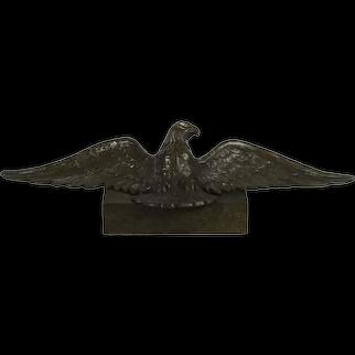 Cast Bronze American Eagle