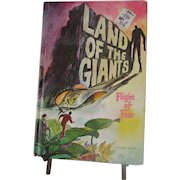 1969 Land of the Giants. The Flight of Fear.  Authorized TV Adventure by Whitman.